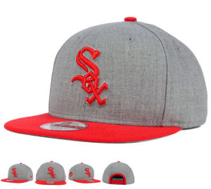 Popular Fashion New Embroidered Era Snapback Flat Cap pictures & photos