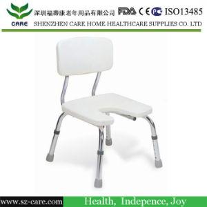 Height Adjustable Anti-Skid Bath Shower Chair Bath Seat Shower Seat Bath Chair pictures & photos