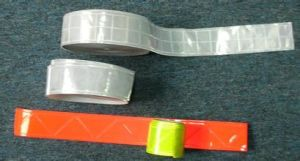 High Reflective Crystal Tape for Safety apparel pictures & photos