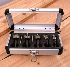 Power Tools Accessories 7PCS HSS Hole Saw Drill Bit Set for Metal pictures & photos