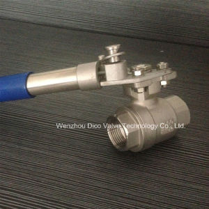 Automatic Reset 2PC Ball Valve (Q11F-64P) pictures & photos
