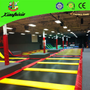 TUV, ASTM Certificated Indoor Trampoline Park Manufacturer (xfx1915) pictures & photos