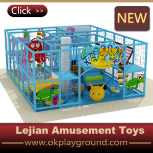 En1176 China Factory Soft Foam Indoor Playground (T1505-9) pictures & photos