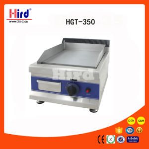 Gas Griddle (HGT-350) Mirror/Flat Plancha Ce