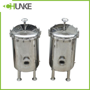 Chunke High Durable Stainless Steel Filter Cartridge Machine pictures & photos