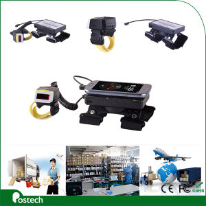 Hot-Selling Warehousing USB Finger Barcode Scanner Made in China pictures & photos