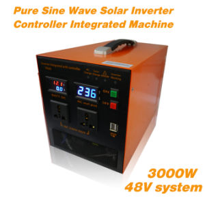 3000W Pure Sine Wave Inverter Integrated with Charger pictures & photos
