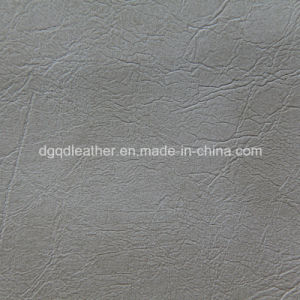 Fashion Irregular Design for Sofa Leather (QDL-53222) pictures & photos
