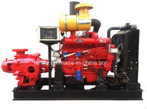 Diesel Engine Water Pump (set) pictures & photos