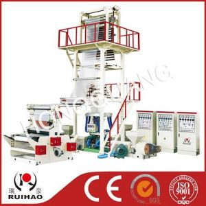 3 Layers Co-Extrusion Machine for Plastic Film pictures & photos