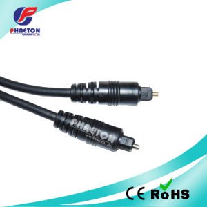 Fiber Optic Toslink Jumper Cable pictures & photos