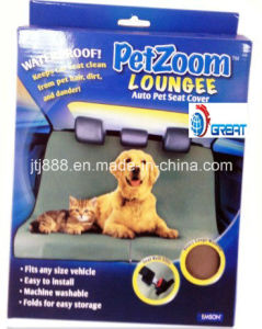 Petzoom Loungee Auto Pet Seat Cover pictures & photos