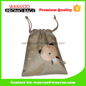 Lovely Customized Printed Drawstring Bag for Gift pictures & photos