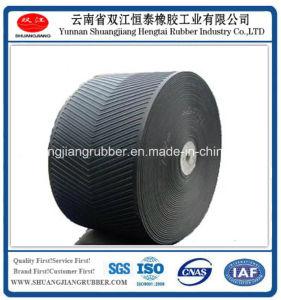 Automotive Transmission Rubber Conveyor Belt V Belt / Chevron Conveyor Belt pictures & photos