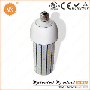 UL TUV ERP 6400lm E27/E40 50W LED Light Bulb pictures & photos