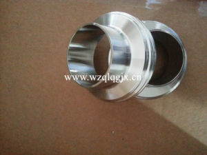 Stainless Steel Sanitary Pipe Fitting DIN Round Nut pictures & photos