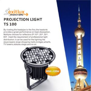 IP65 100W LED Tower Crane Flood Lamp pictures & photos