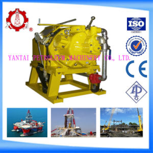 API Certified Air Tugger Winch Ingersollrand Type for Coal Minings with Disc Brake pictures & photos
