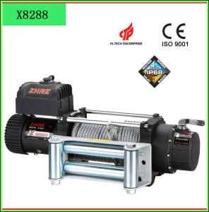 Fast Speed Electric Winches for Jeep pictures & photos