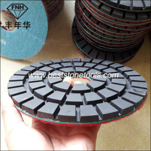 200mm Diamond Concrete Polishing Pad (CR-25) pictures & photos