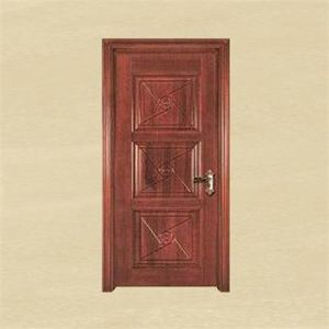 Antique Design Timber Wood Door Wholesale