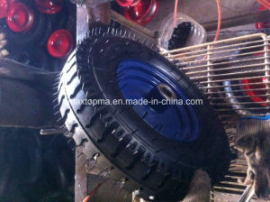 Qingdao Maxtop pneumatic Rubber Wheel pictures & photos