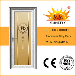 High Quality Modern Aluminum Entry Door (SC-AAD014) pictures & photos