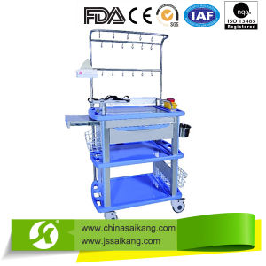 New Style 2016 Nursing Trolley Use in Hospital pictures & photos
