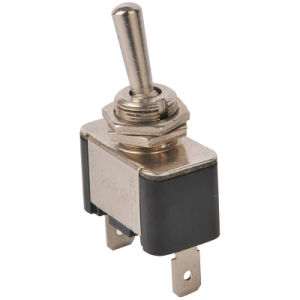 3A 125VAC Toggle Switch pictures & photos