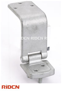 Hinge for Automotive/ Customized Dacromet Metal Stamping Part for Auto