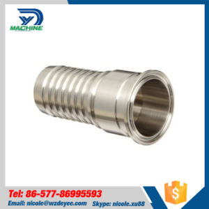 Stainless Steel Sanitary Hose Adaptor Coupling pictures & photos