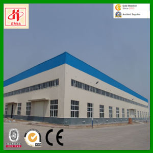 Steel Structure Fabricated Warehouse Supplier pictures & photos