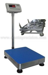 Digital Electronic Weighing Platform Scale with OIML Approval Indicator (TCS-N01)