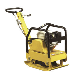 CBC-125 Hand held reversible plate compactor with Honda engine plate compactor pictures & photos