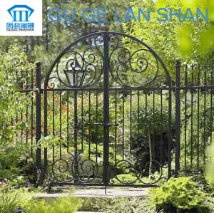 High Quality Crafted Wrought Iron Gate/Door 012 pictures & photos