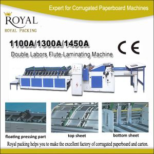 Laminator Machine for Paperboard pictures & photos