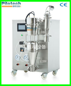 Lab Spray Granulator Machine (fluidized bed granulation) pictures & photos