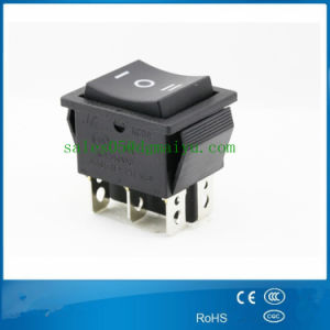 3 Position Switch 6pins Waterproof Momentary Switch Rocker Switch pictures & photos