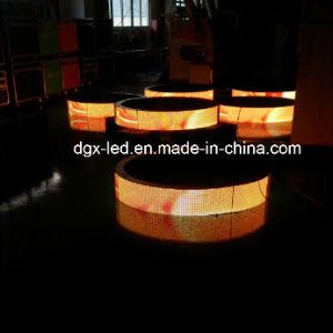 Dgx P4 Circular Rings LED Display