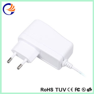 9W VDE White Casing Universal AC/DC Adapter Switching Power Supply