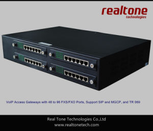 VoIP Gateway with 96FXS Ports (WSS-120-96S-C)