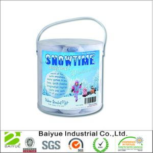 Indoor Snow Ball Flight for Toy Play pictures & photos