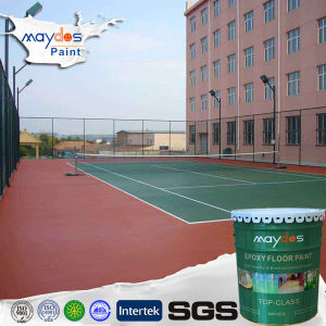 Maydos Outdoor Polyurethane Basketball Court Floor Coating pictures & photos