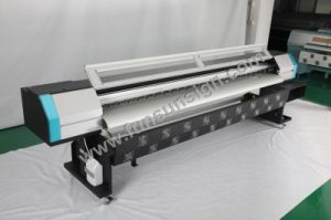 High Quality 510 35pl Heads Phaeton Ud3208p Solvent Printer with 10FT Printing Size (720dpi, CMYK 4 colors, flex banner, printmon) pictures & photos