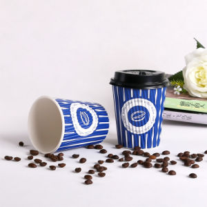 New Type Ripple Wall Paper Cup