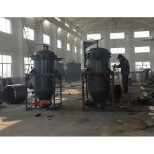 Vegetable Oil Leaf Filter Machinery pictures & photos