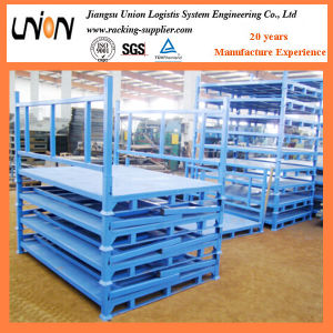 Heavy Load Stacking Steel Pallet pictures & photos