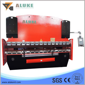 China Hydraulic Metal Plate CNC Roller pictures & photos