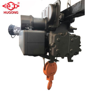 10 Ton Electric Wire Rope Hoist Crane Price pictures & photos