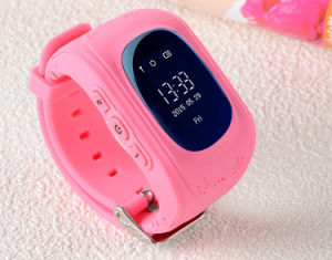Hot Selling LCD Screen Kids GPS Location Smartwatch